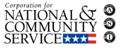 Corporation for National and Community Service - CNCS