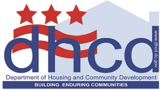 DC Department of Housing and Community Development