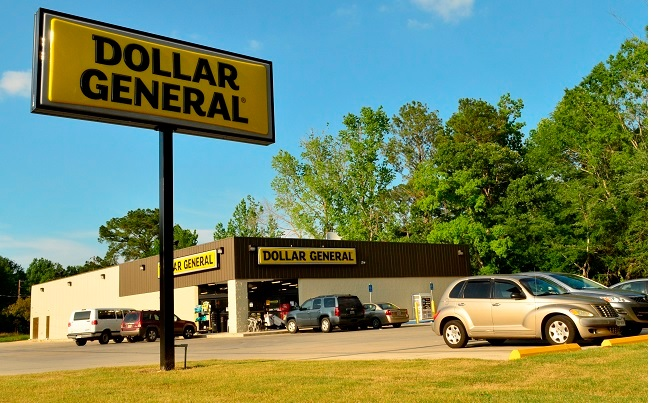 Dollar General - Logansport, LA