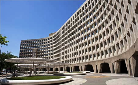 HUD HEADQUARTERS