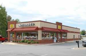 McDonald's Canton, GA
