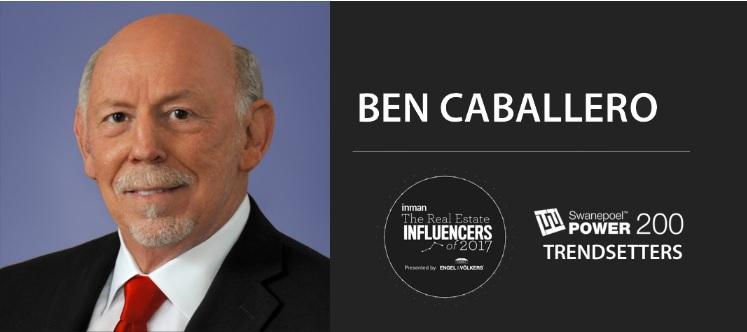 Ben Caballero-Award