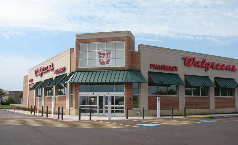 Walgreens St. Paul MN