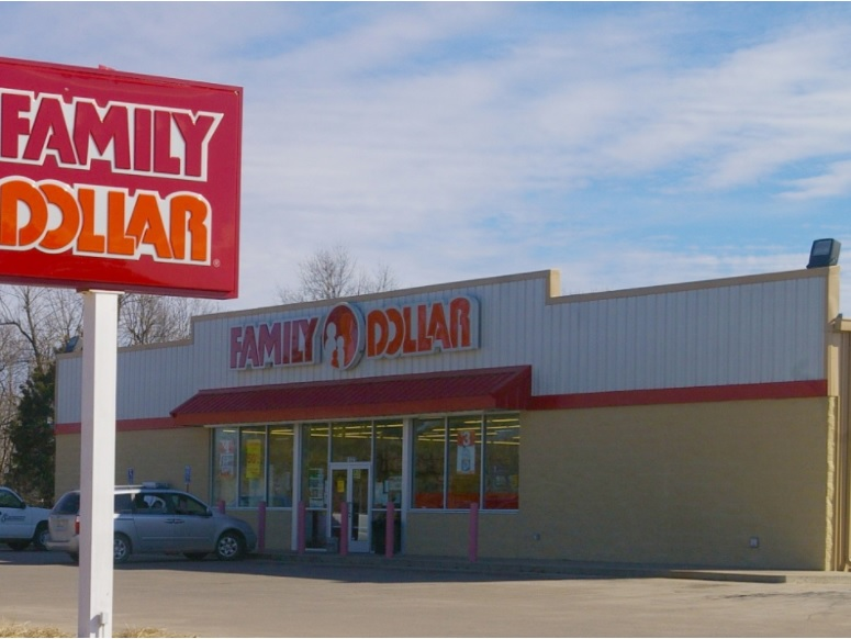 Family Dollar Kansas OK
