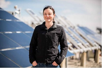 NREL scientist Adele Tamboli