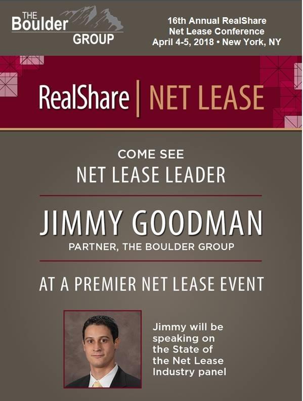 Jimmy Goodman To Speak