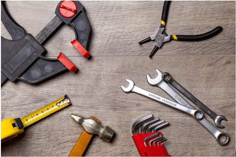 Performing Home Maintenance or Repairs