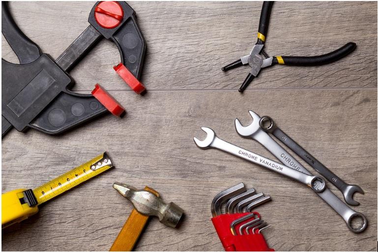 Performing Home Maintenance or Repairs