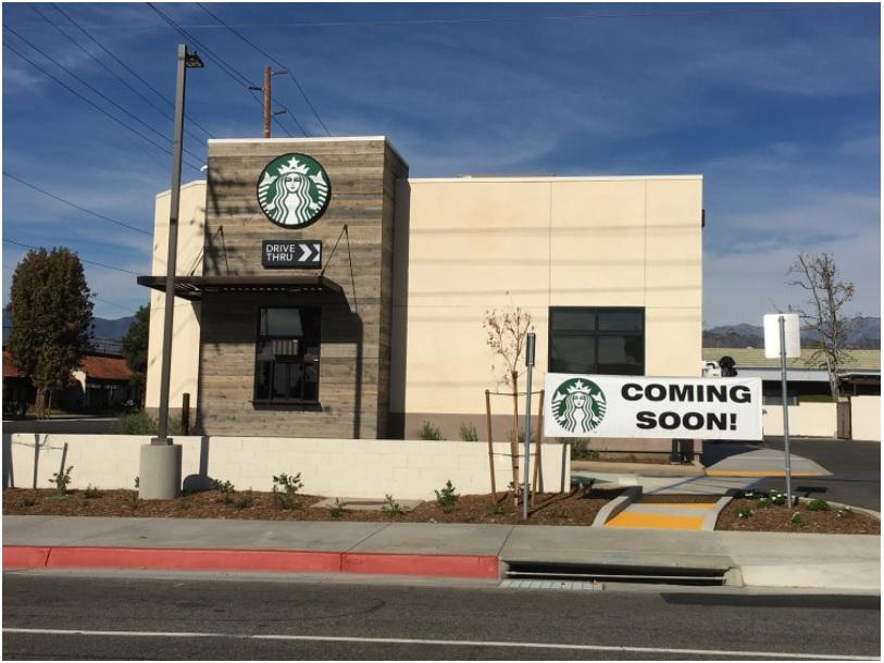 Starbucks Covina