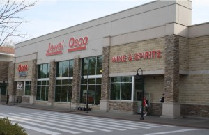 Jewel-Osco in the Chicago MSA