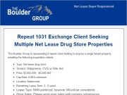 Repeat 1031 Buyer Requirement
