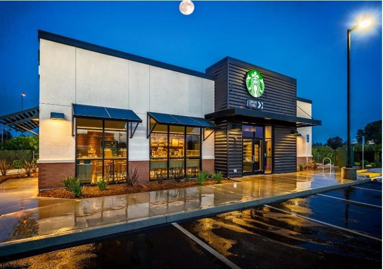 Ripon Starbucks_dusk