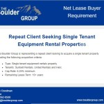 Repeat Buyer Requirement