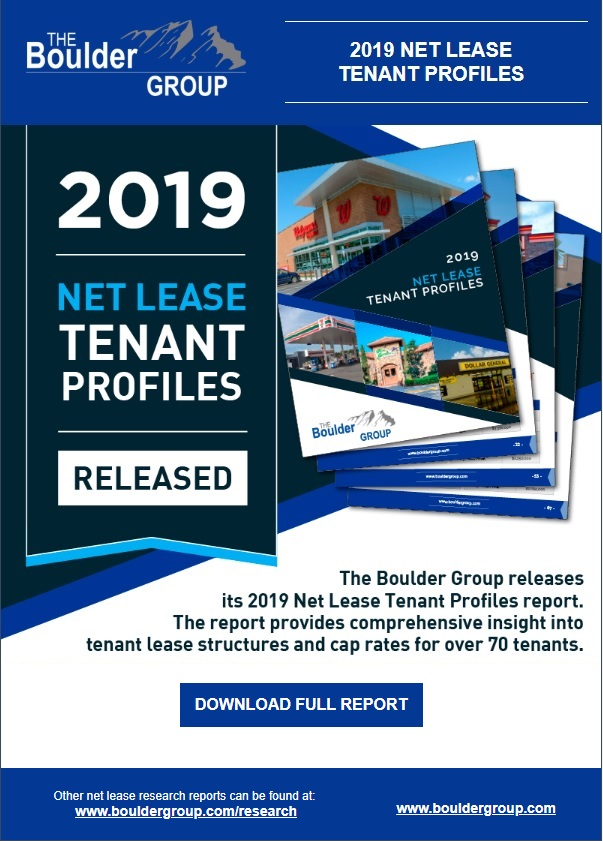 2019 Net Lease Tenant Profiles