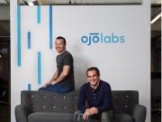 OJO Labs Leaders David Rubin -top- and John Berkowitz -seated