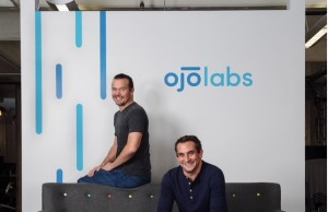 OJO Labs Leaders David Rubin -top- and John Berkowitz -seated