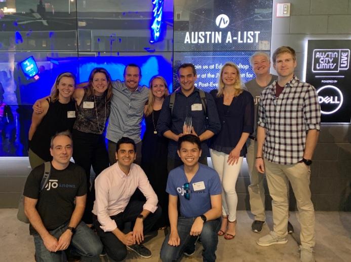 OJO Labs - Eight Major Awards