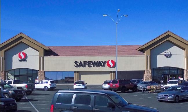 Safeway-Anchored Shopping Center in Arizona