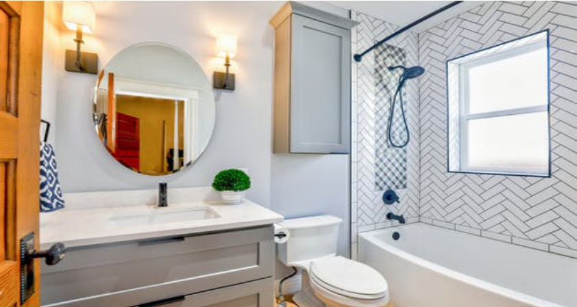 DESIGN YOUR BATHROOM