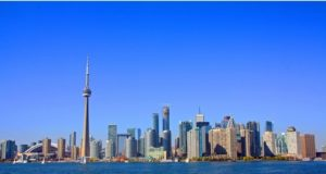 Toronto Fastest Growing City