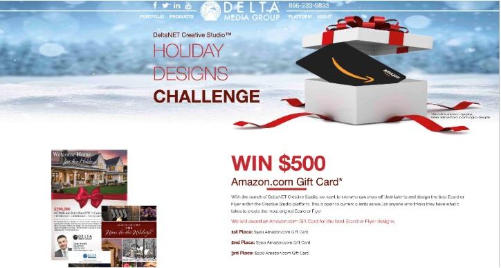 Contest - DeltaNET 6 Creative Studio