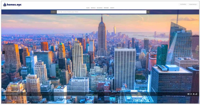Homes.NYC - new home search website