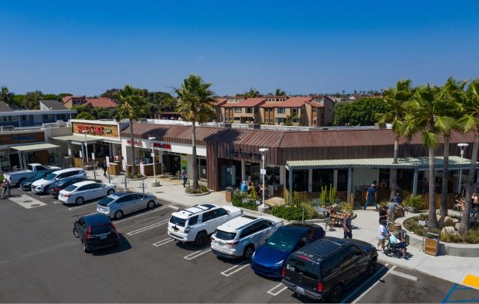 Village Plaza at Huntington Harbour
