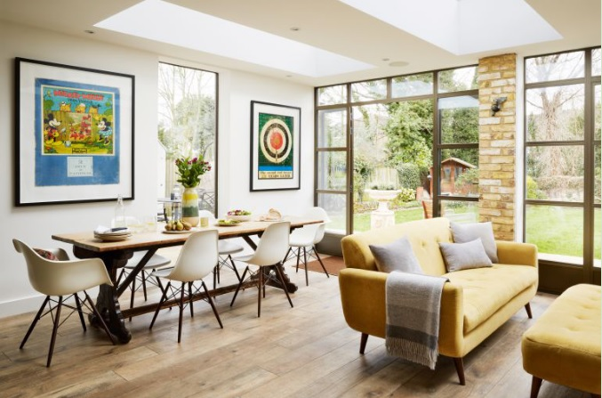 Renovate and Improve Aesthetics of Your House