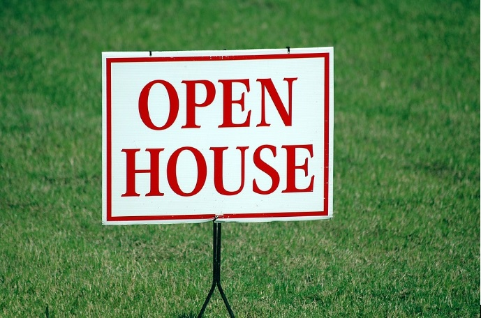 Covid-Safe Open House in 2021