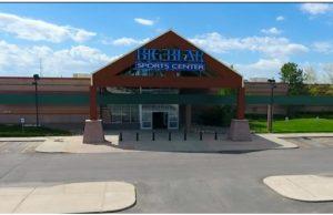 Former Big Bear Sports Center Bldg