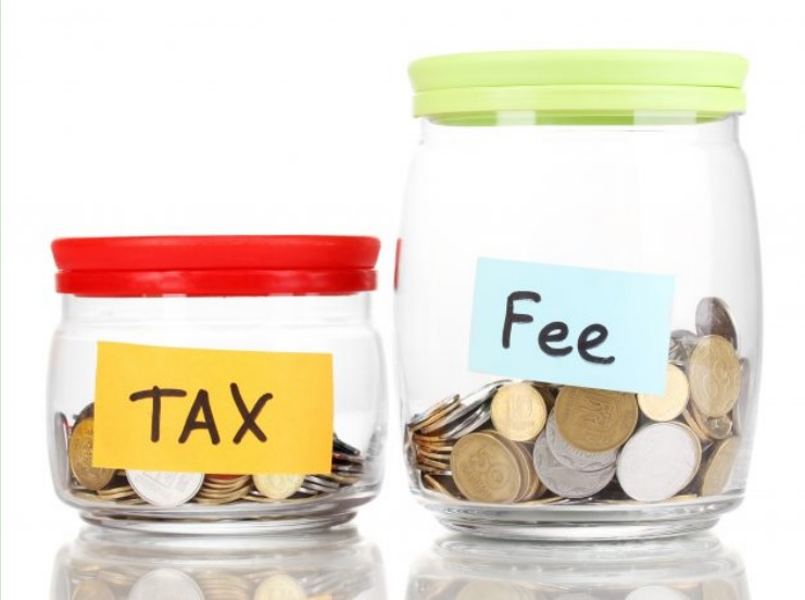 British Columbia Fees and Taxes