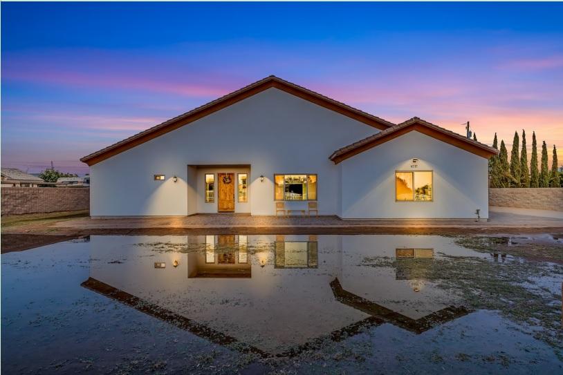 Multiple rental properties
