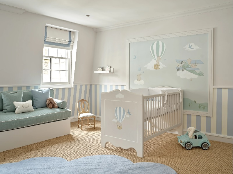 Redesigning Your Kid's Room