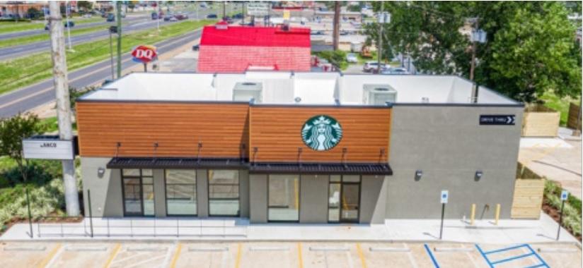 Starbucks in Alexandria, Louisiana