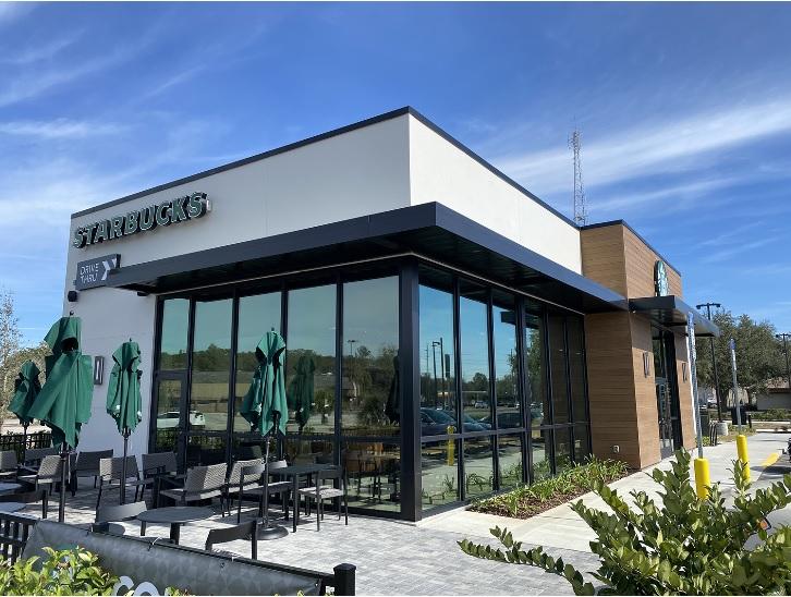 Starbucks in Ocala, Florida