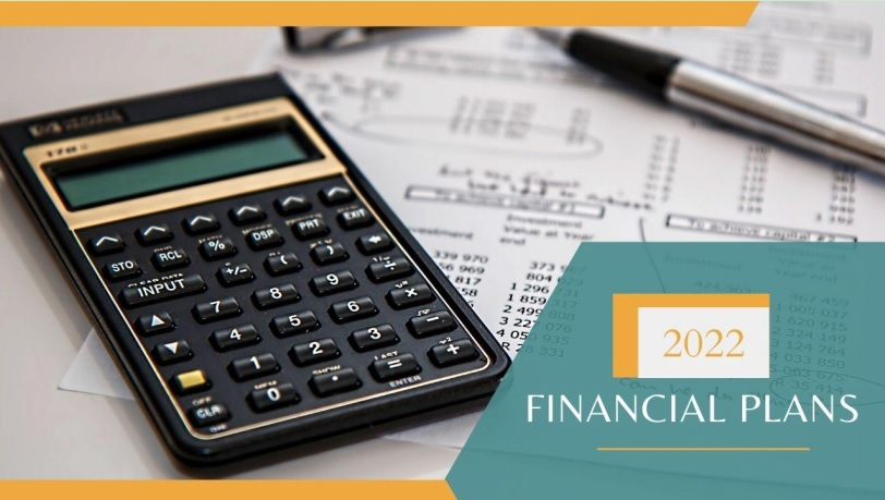 3 Financial Plans for 2022