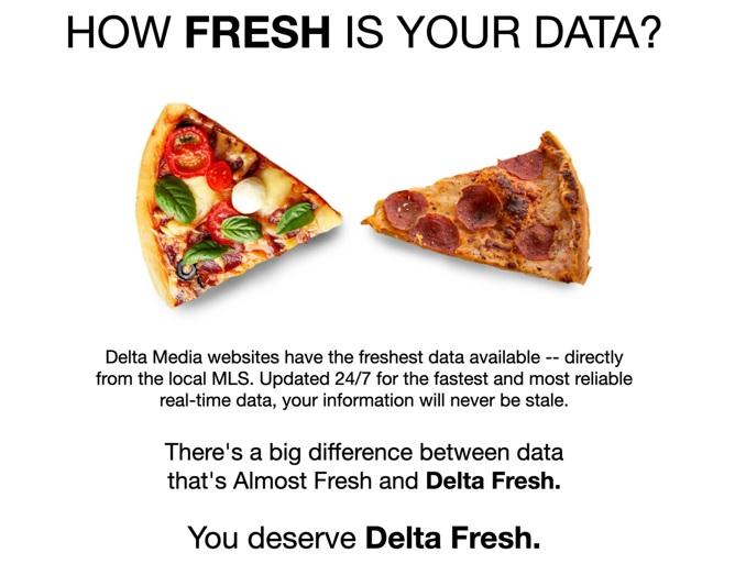 Delta-Fresh-website